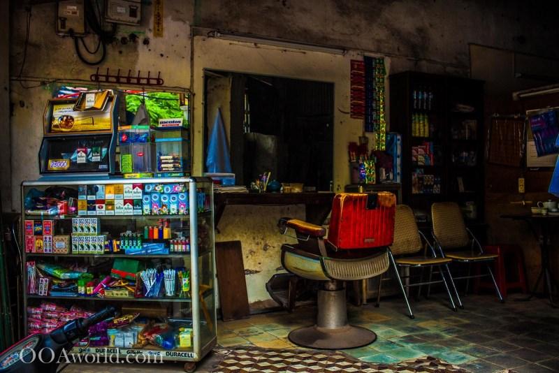 Hanoi Hairdresser Vietnam Photo Ooaworld