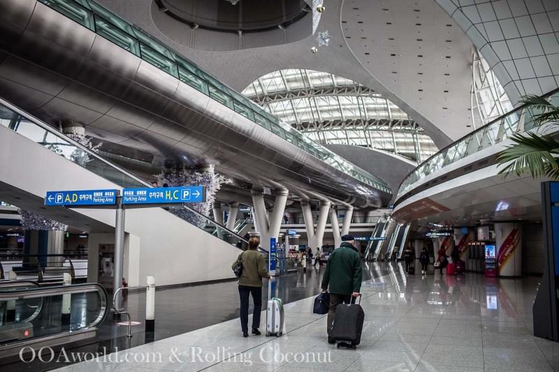 Seoul Airport Photo Ooaworld