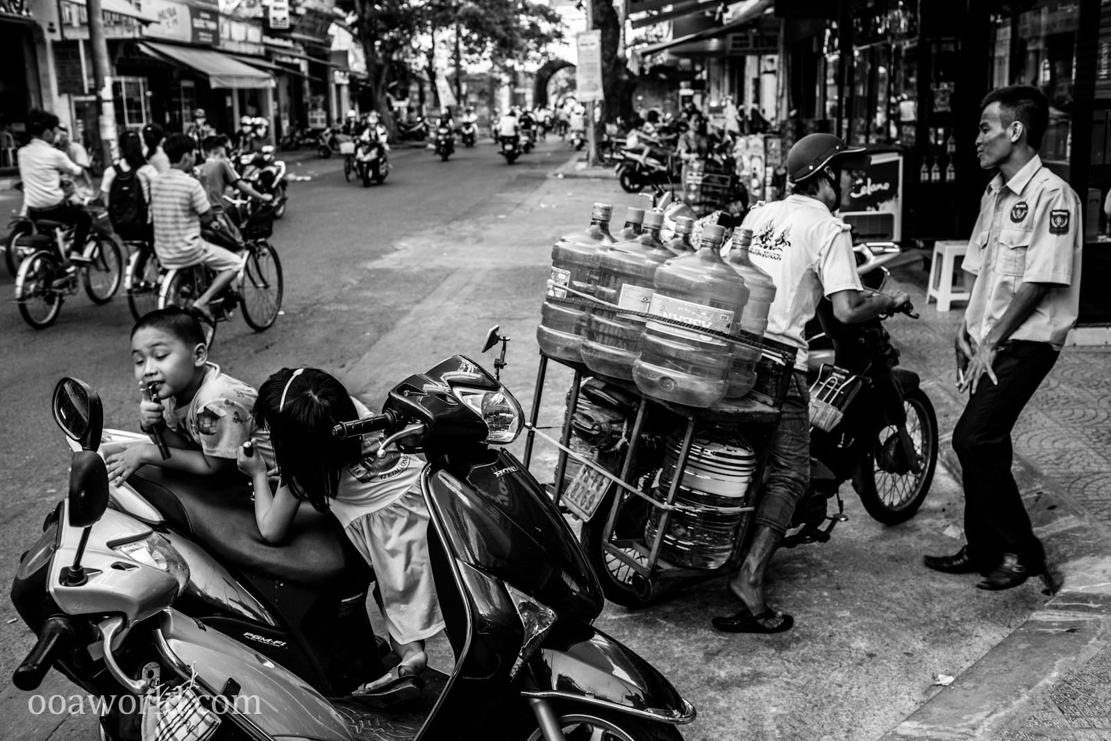 Hue Vietnam Street Photography Photo Ooaworld