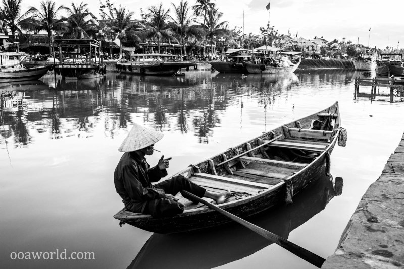 Hoi An Boat Ride Vietnam Photo Ooaworld