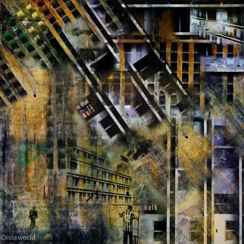 Art Photos Paris Show Congo collage OOAworld