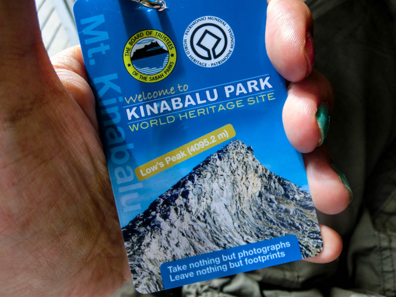 Mount Kinabalu Pass photo ooaworld Rolling Coconut