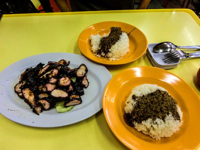 char siu singapore food photo ooaworld Rolling Coconut