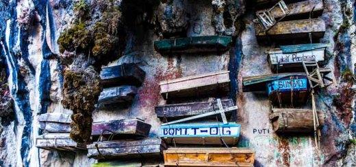 Hanging Coffins, Sagada