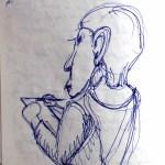 archaeology art drawing ooaworld