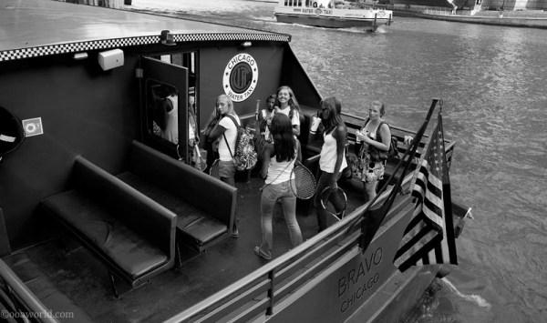 Ferry boat, Chicago, Illinois