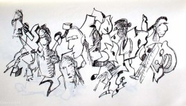 endroadcrowd Travel Drawings: Road sketches, part 2 ooaworld photo