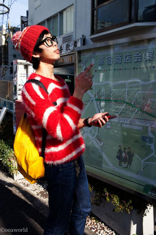 finally found waldo harajuku japan tokyo photo ooaworld