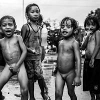 Travel Photos Manila Philippines - Street Kids