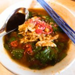 Curry nooddle soup Georgetown, Malaysia photo ooaworld Rolling Coconut