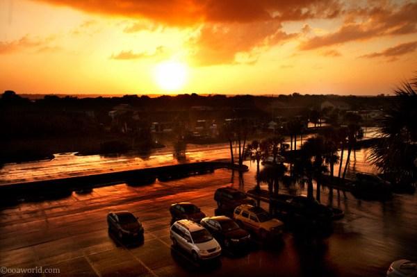 sunsetonelast USA road trip photo ooaworld
