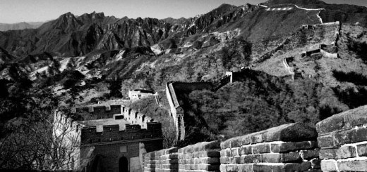 view of mutianyu great wall china photo ooaworld