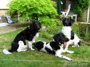 mama Jutte,Nurja en Zus Nieske