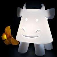 cow lamp | kids room | ookidoo.com - shop for creative ...