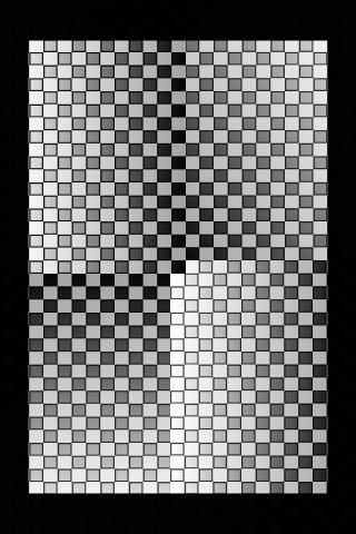 Iphone X Perspective Wallpaper Size Confusing Squares
