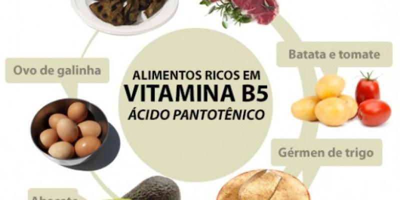 fontes-vitamina-B5