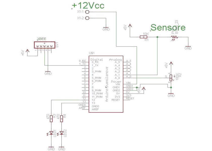 simple pc data acquisition circuit