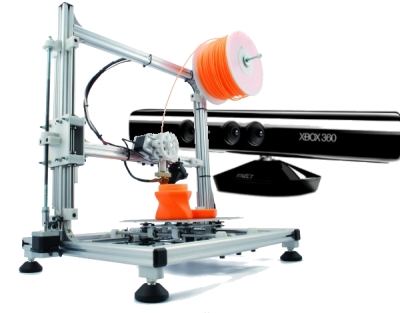 3D PrinterKinect