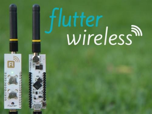 flutter wireless