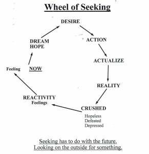 seeking completeness wholeness