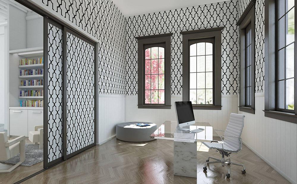 Fully customizable wallcovering interlayers