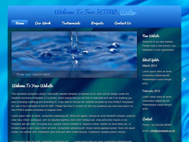 Website Templates \u2022 Free Download \u2022 Open Designs