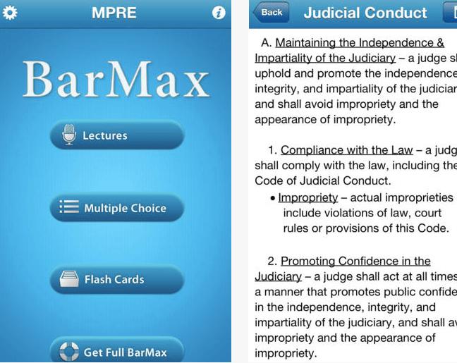 Open Law Lab - Bar Study