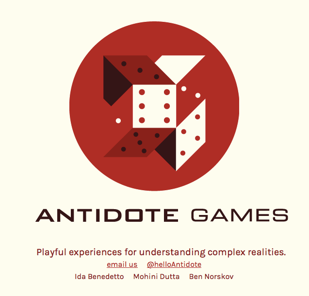 Open Law Lab - ANtidote Games