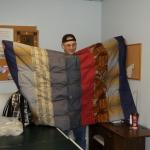 Daren and quilt-2012