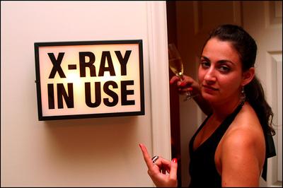 X-Ray Bathroom