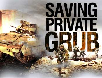 Saving Private GRUB