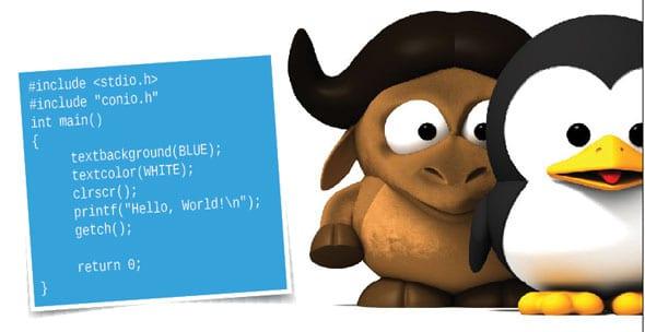 GNU-visual