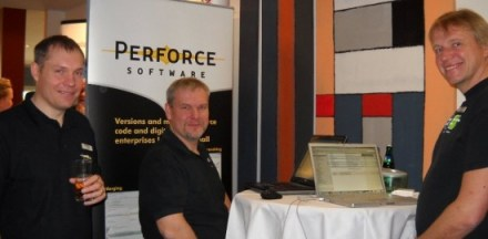 Perforce Stall
