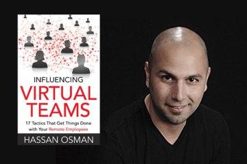 Hassan Osman, author of Influencing Virtual Teams.