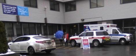 Spokane Ambulance 01082015
