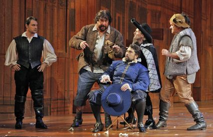 07 FORD AND FALSTAFF'S MEN