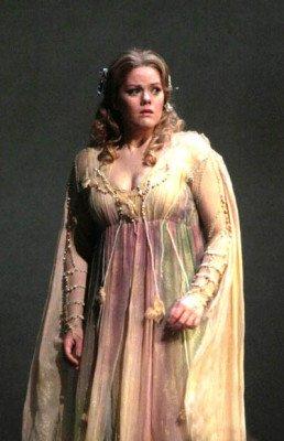 "Metropolitan Opera Richard Waggner's ""DAS RHEINGOLD"" season 08-09 première Wednesday March 25 2009 8PM"