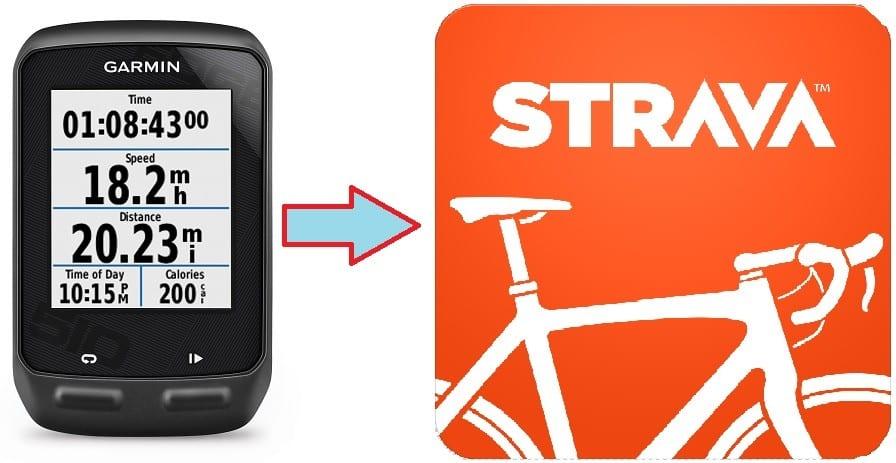 Garmin synchronisatie met Strava | eenvoudig instellen