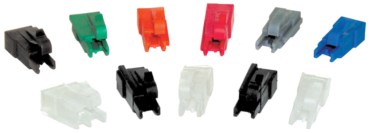 American Autowire Integrated Fuse Box Power Tap Connector Set Fits