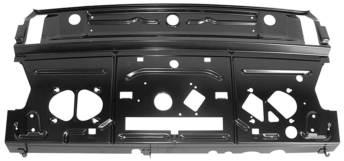 Restoparts 1968 1972 Chevelle Package Tray Panel Tray