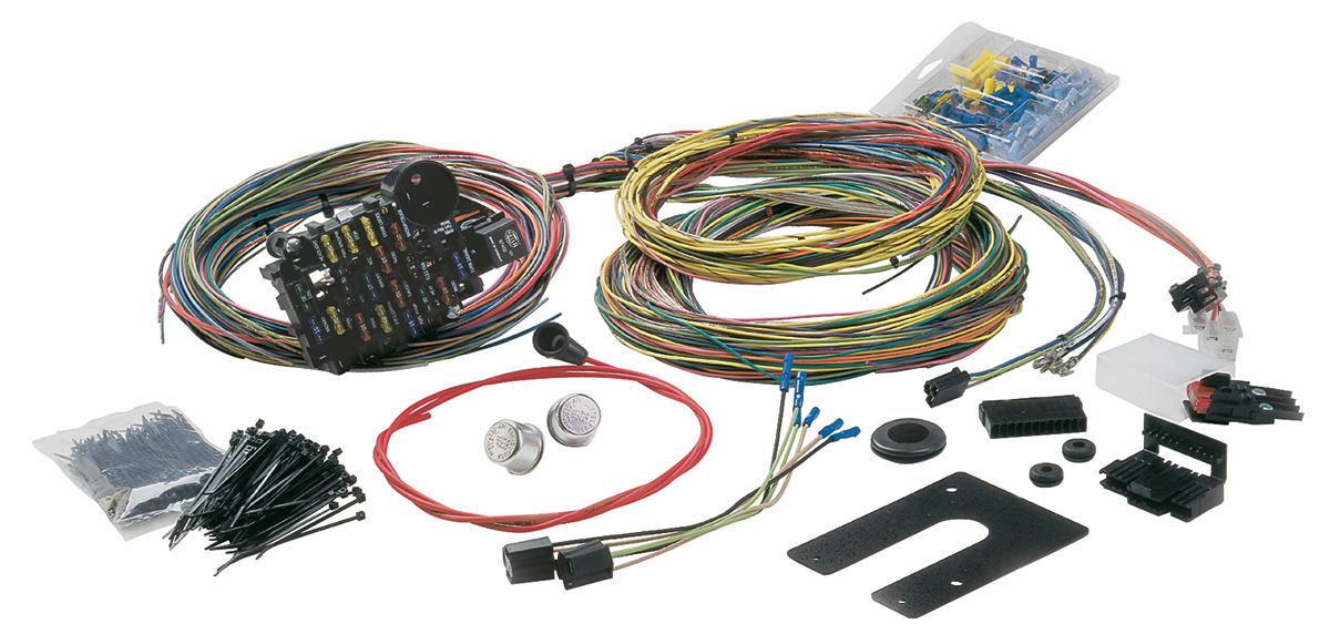 Painless Performance Wiring Harness 28-Circuit Classic Plus GM-keyed