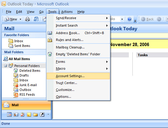 What to do When Outlook Won\u0027t Send Email - Ophtek