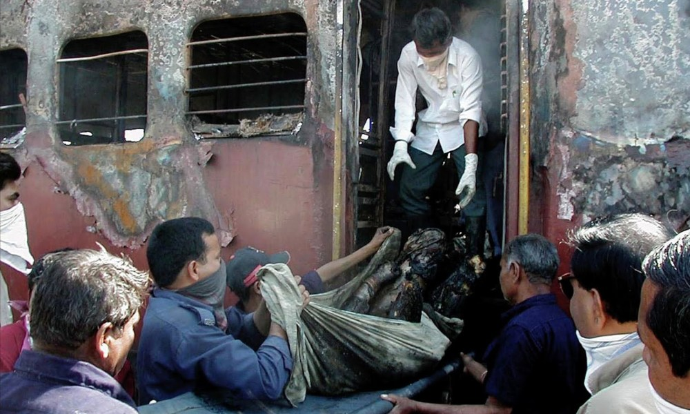Godhra Train Burning - Teesta Setalvad statement