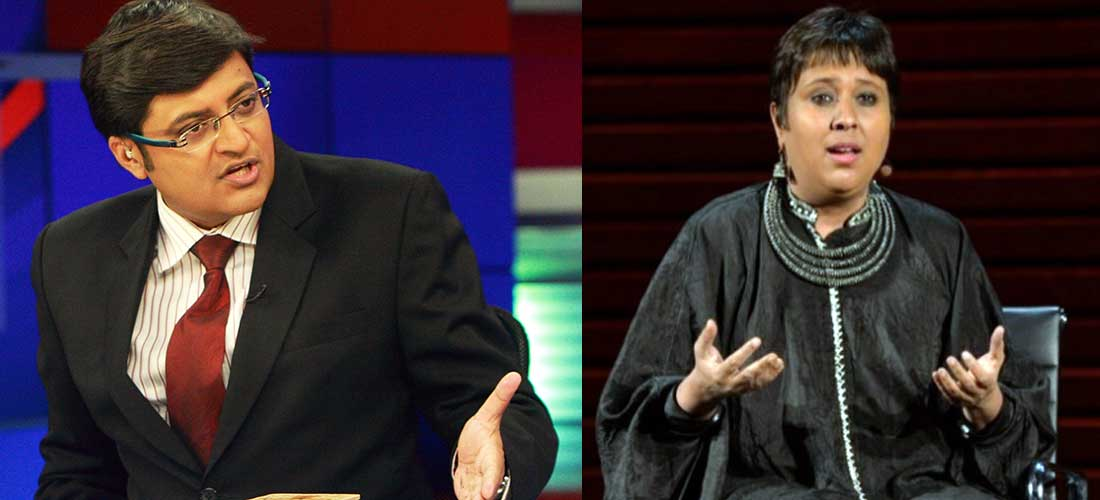 Why Barkha Dutt is attacking Arnab Goswami? The reasons go beyond TRPs
