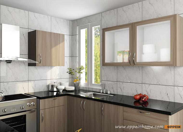 Oppein Kitchen In Africa Op15 M03 Contemporary Melamine
