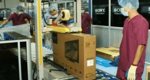 manufactura televisores