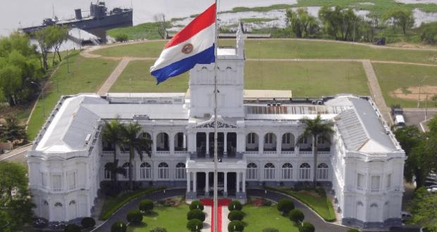 Paraguay central palacio de gobierno