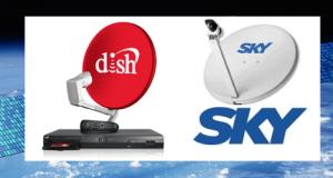 Dish comenzó operaciones en diciembre de 2008 debido a un acuerdo entre la estadounidense Dish Network y la empresa de medios mexicana MVS Comunicaciones.