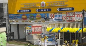 Foto: Radial Llantas. La empresa mexicana opera 66 tiendas en México y busca expandir esta red a 100 tiendas para 2022.