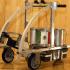 Foto: UNAM. . Por el mejor trabajo en equipo en el desarrollo de un robot Rover para la NASA, obtuvieron el Premio Han von Mulau en el 67º Congreso Internacional de Aeronáutica.